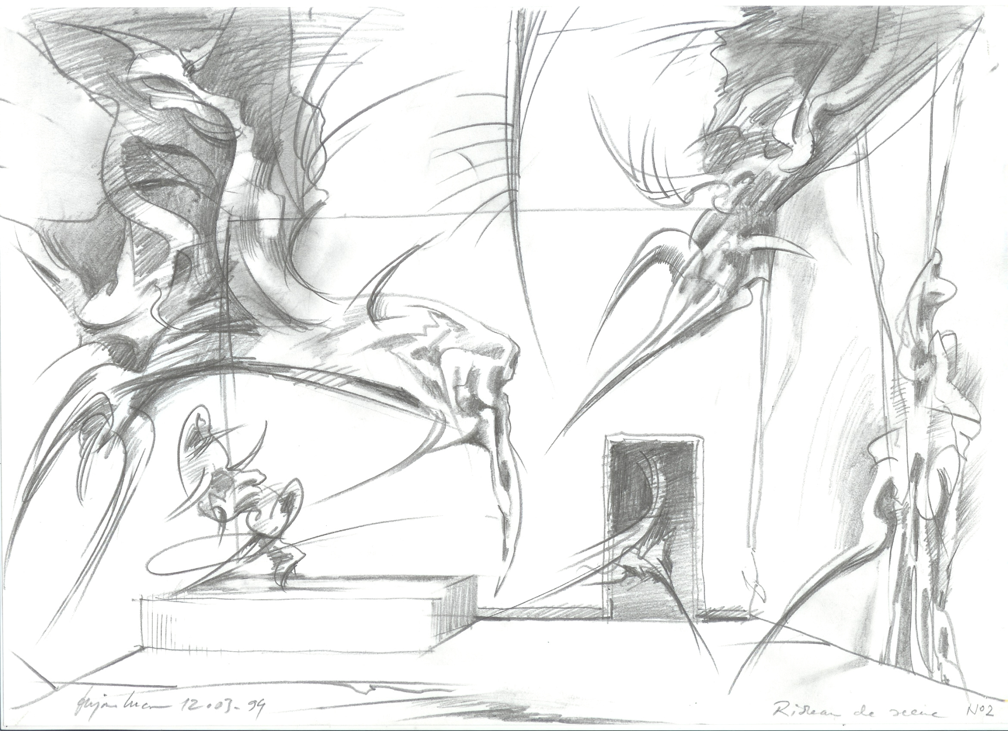 La chambre hantée #06